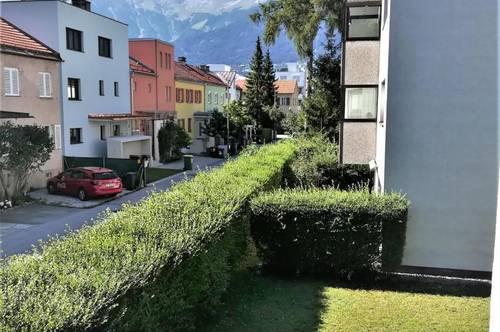 ERSTBEZUG nach SANIERUNG: Genügend Platz für eine WG - 3 1/2 - ZIMMER-WOHNUNG in Innsbruck mit schicken Details