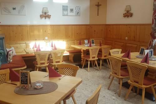In den Kitzbüheler Alpen, Ferienregion Hohe Salve, verpachten wir ein Restaurant