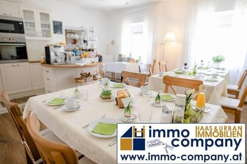 Gästehaus in Graz, Zubau möglich - noch zwei Stockwerke
