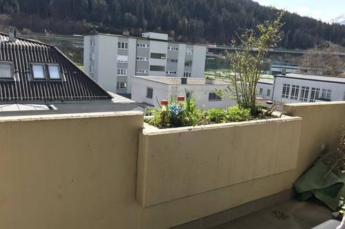 COOMING SOON in Innsbruck - Garconniere mit Balkon & Autoabstellplatz