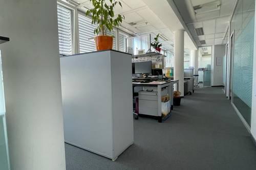 1150 Wien klimatisierte DG-Büroflächen zur Miete