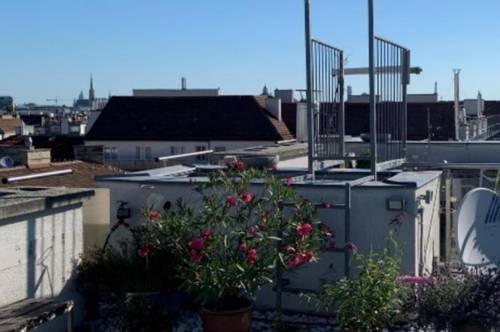 * Wohnung mit 3 Terrassen *