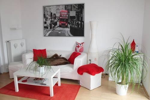 1-Zimmer-Wohnung mit Südbalkon und Autoabstellplatz