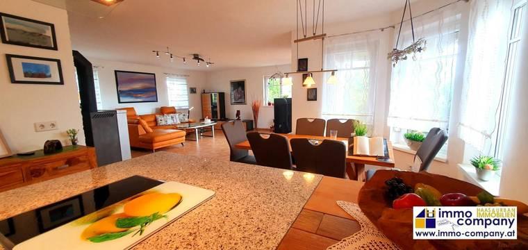 Kueche-Wohnzimmer