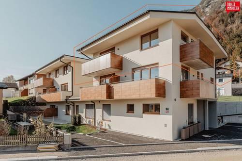 Erstbezug Dachgeschosswohnung in Langkampfen