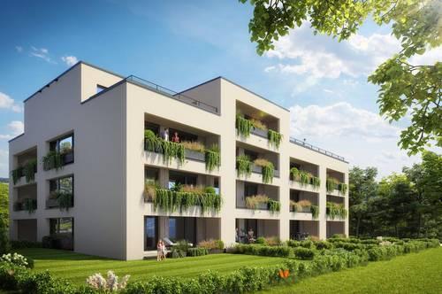 2-Zimmer-Wohnung mit Loggia, Top W 13