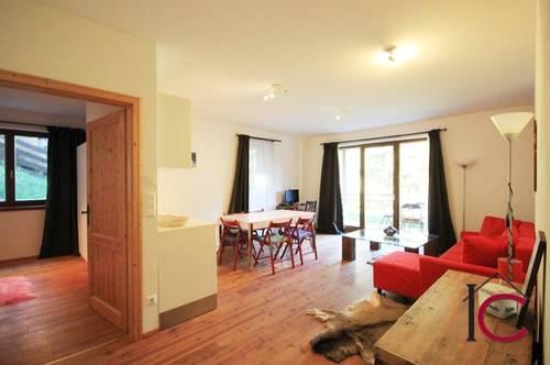 Schönes Appartement mit Garten  am Bad Kleinkirchheimer Sonnenhang