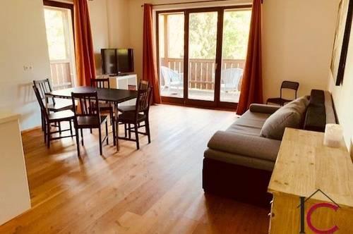 Schönes, neuwertiges 3-Zimmer-Appartement mit großer, überdachter Terrasse