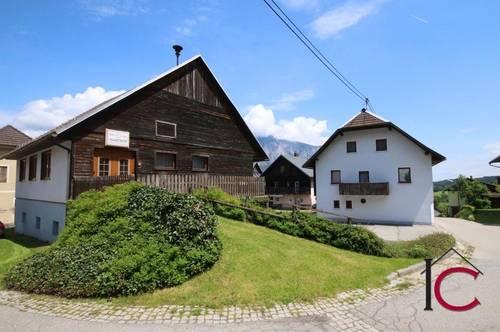 Traditionsgasthaus mit Privatwohnung, Fremdenzimmer und großem Nebengebäude