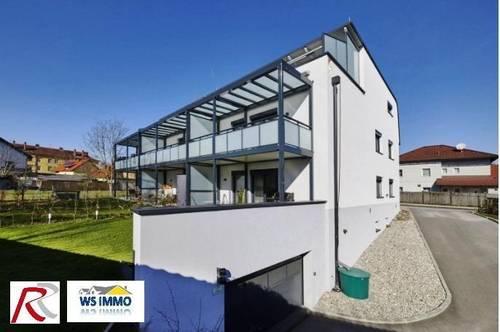 Wohnen in sonniger Lage über den Dächern von Linz mit sehr guter Infrastruktur Top 3 im EG Provisionsfrei