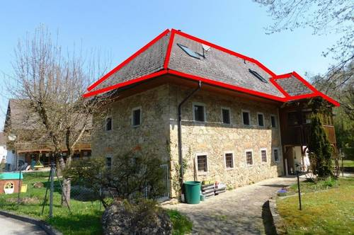 200m² tolle DG Wohnung + 40m² Dachterrasse mit Sonnenschutzdach in absoluter Ruhelage