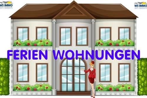 Ferienwohnung mit sonnigem Balkon, Küche, Bad & WC kompl. eingerichtet, Heizung Steuerung uvm.