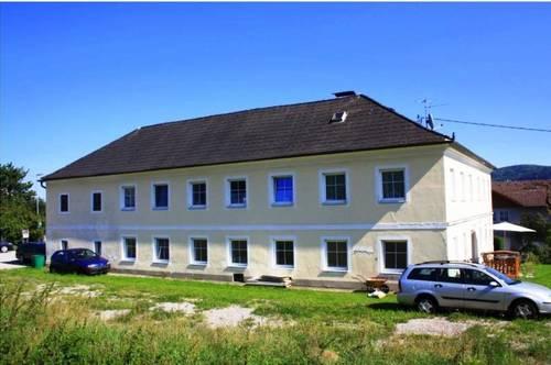 Interessante EG Mietwohnungen mit nur 4 Einheiten im Haus WG 3