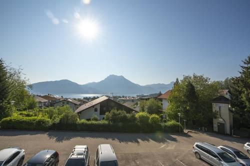 3-Zimmer Ferienwohnung mit See- und Panoramablick