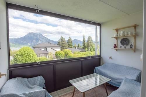 4-Zimmer-Eckwohnung mit Seeblick - Zweitwohnsitz möglich
