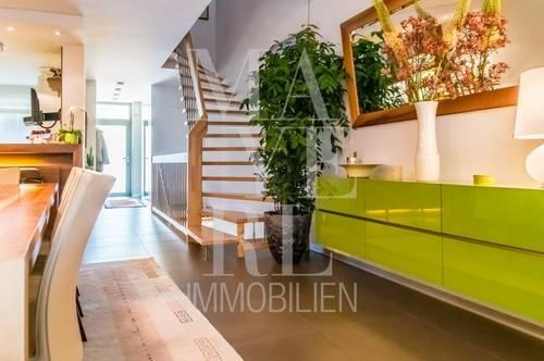 Modernes Reihenhaus mit luxuriöser Austattung