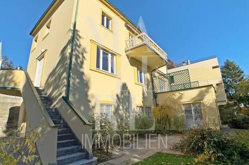 grosses Haus direkt am Schlosspark