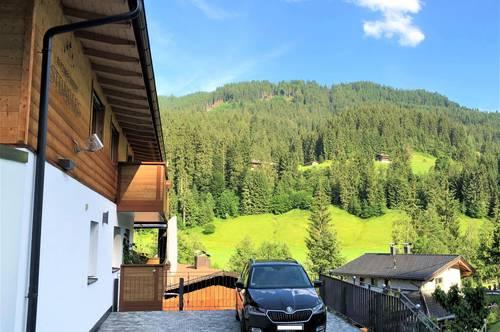 Kelchsau/Tirol - BJ 2017 - Kapitalanlage - Exklusive 4 Zi-Garten-, Terrassenwohnung mit 2 Stellplätzen inkl. - ca. 115 m² Wfl - unverbaubare Aussichtslage***