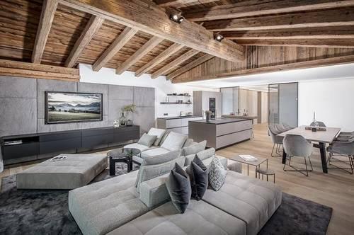 Luxuswohnung am Skilift