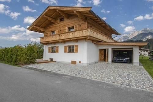 renoviertes Einfamilienhaus in Ruhelage mit Freizeitwohnsitz