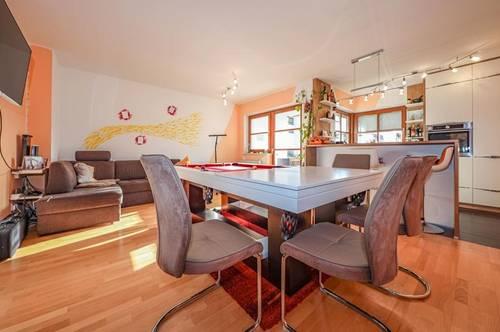 Maisonette-Wohnung in zentraler Ruhelage