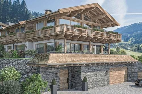 Luxuswohnung über 3 Etagen in absoluter Toplage