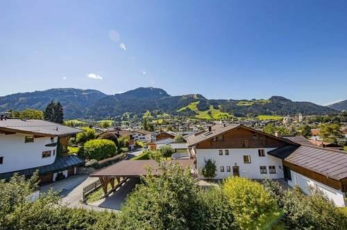 Penthouse in einer der besten Lagen von Kitzbühel am Sonnberg