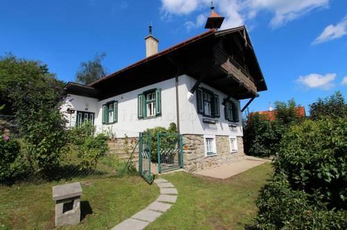 Entzückendes Landhaus mit Weitblick- Nähe Wr. Neustadt