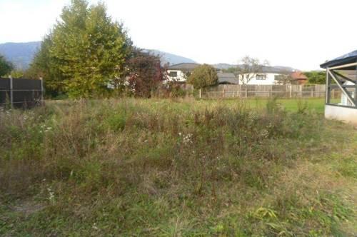 TOP Baugrundstück in St.Magdalen bei Villach