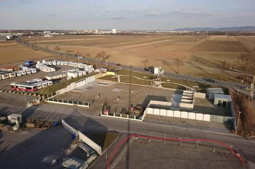 Lagerplatz für Gewerbe und Industrie mit besten Anbindungen S 5 B 19