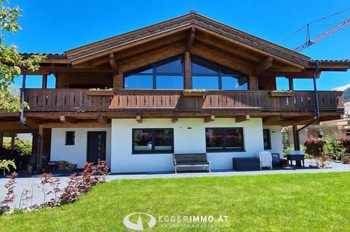 Bramberg am Wildkogel sehr gepflegtes neuwertiges Einfamilienhaus in sonniger Lage zu verkaufen