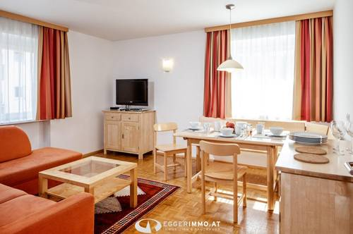 Ab September: Vollmöblierte, zentral gelegene Wohnung in Schüttdorf zu vermieten