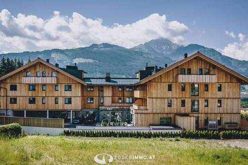 ELEMENTS RESORT Zell am See: Luxuriöse Apartments in Bestlage zu verkaufen - Investition und Urlaubsgenuss in EINEM