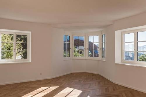 Hötting - Erstbezug: provisionsfreie 3-Zimmer-Wohnung mit Balkon