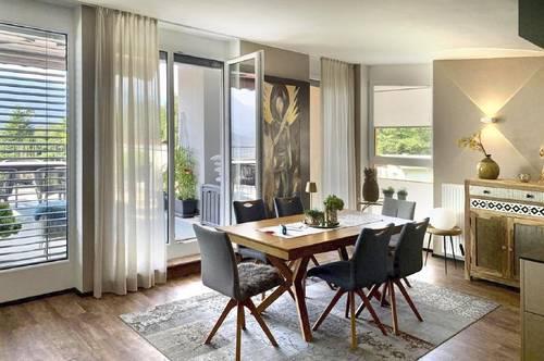 Hötting: Stilvolles Penthouse am Ölberg