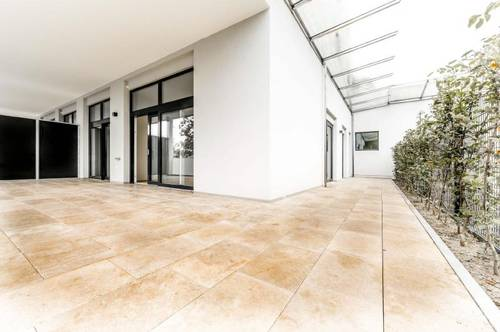 Provisionsfrei & Erstbezug: Hungerburgloft 4-Zimmer plus 63,5 m² Loggia