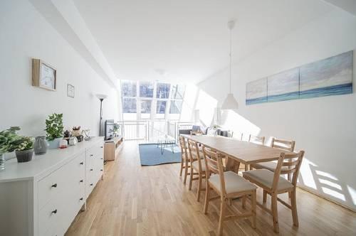 Büro, Praxis oder Wohnen: 3,5-Zimmer Maisonette