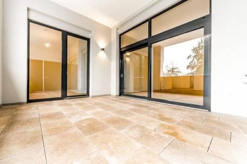 Hungerburg - Erstbezug: großzügige 3-Zi-Wohnung mit Loggia