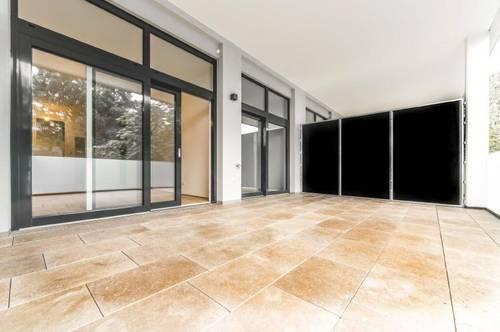 Hungerburg - Erstbezug: sonnige 2-Zi-Wohnung mit Loggia