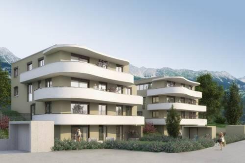 Hötting! 3-Zimmer Neubauwohnung mit Garten