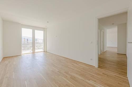 Neubau! Sonnige 4-Zimmerwohnung mit großer Terrasse!