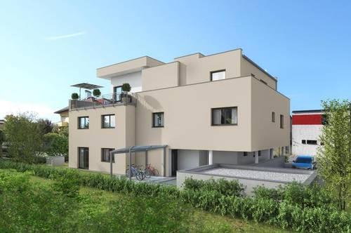 Toll geplante 3-Zimmer-Terrassenwohnung in feiner Kleinvilla!