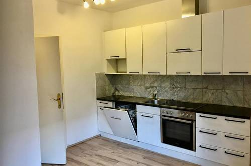 Feine 3-Zi.- Maisonette-Wohnung mit Reihenhauscharakter Nähe Kendlersiedlung!