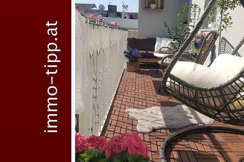 Baden-Zentrum! Villenetage in Grünruhelage mit Terrasse
