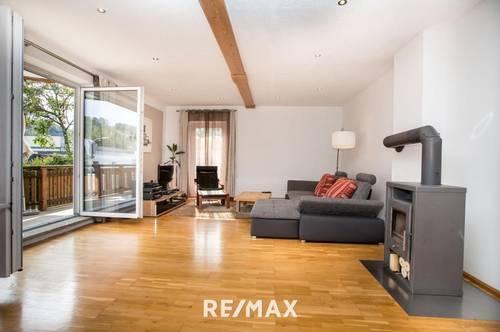 Große Eigentumswohnung in Bad Ischl - Wohnen und Homeoffice unter einem Dach!