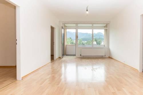 Über den Dächern Bad Ischls - Helle 3 Zimmer Mietwohnung mit Tiefgargenplatz im Zentrum!