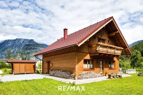 Neuwertiges Einfamilienhaus im berühmten Weltkulturerbeort Hallstatt im Salzkammergut!