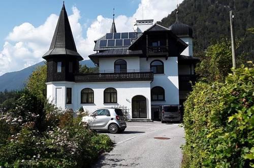 Eine repräsentative Mietwohnung mit Terrasse in der Villa Dachstein