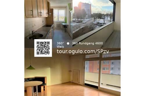 große familienfreundliche Wohnung mit Loggia und Tiefgaragenabstellplatz