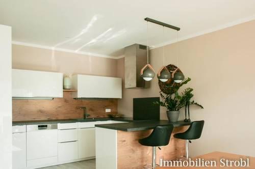 Traumhafte 2-Zimmer-Wohnung im Trumer Seenland zu mieten